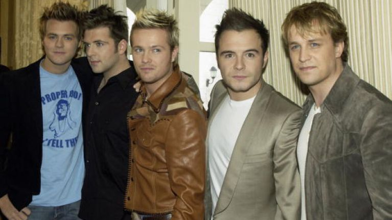 Westlife is 'in talks' to create West End musical about their career