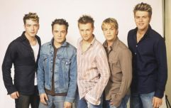 Louis Walsh has been chatting about Brian McFadden performing with Westlife again