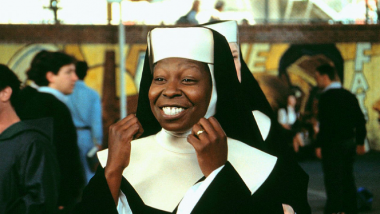 Hallelujah! It looks like we're getting a NEW Sister Act movie