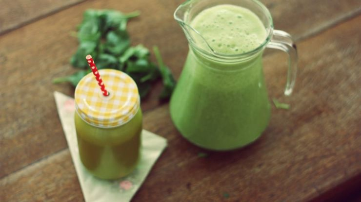 The four-ingredient delicious mint smoothie I can't live without