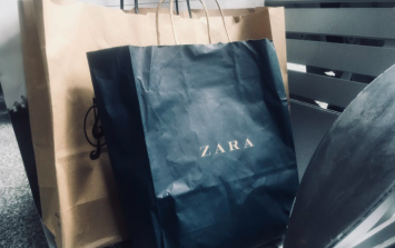 Buy this €70 Zara coat because honestly, this piece will NEVER go out of style