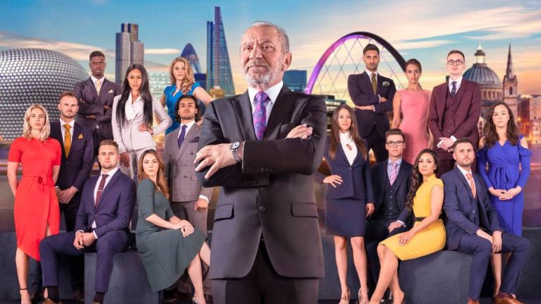 Predicting the winner of The Apprentice 2018 based solely on their promo photos