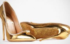 People are losing it over the price of the world's most expensive shoes