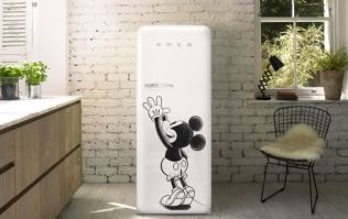 You can now purchase a retro Disney fridge and it's all types of wonderful