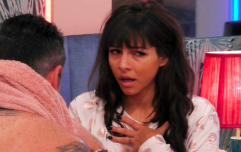 Ryan Thomas has received his 'letter of apology' from Roxanne Pallett