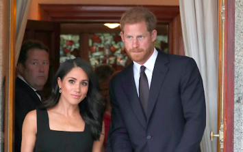 Prince Harry and Meghan Markle are going to feel right at home on their next royal outing