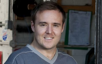 'Holy moly': Lots of fans are saying the same thing about Alan Halsall's latest holiday snap