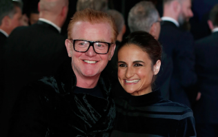 Chris Evans and wife welcome twins... and you won't believe their names