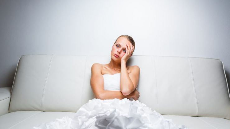 Bride's list of wedding day 'regulations' is the most bizarre thing you will see all year
