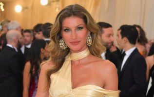 Gisele Bündchen looks totally unrecognisable on the cover of Vogue this month