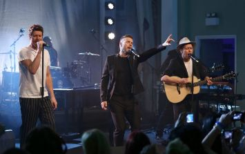 Take That have announced a massive greatest hits tour...and they are coming to Ireland