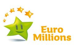 Here are the winning numbers for tonight's €100 million EuroMillions draw