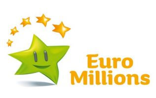 Here are the winning numbers for tonight's €17 million EuroMillions jackpot