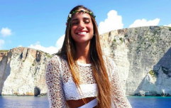 Fitness blogger shares emotive post documenting her struggle with an eating disorder