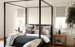 5 easy (and non-expensive) ways to give your bedroom a boutique hotel makeover