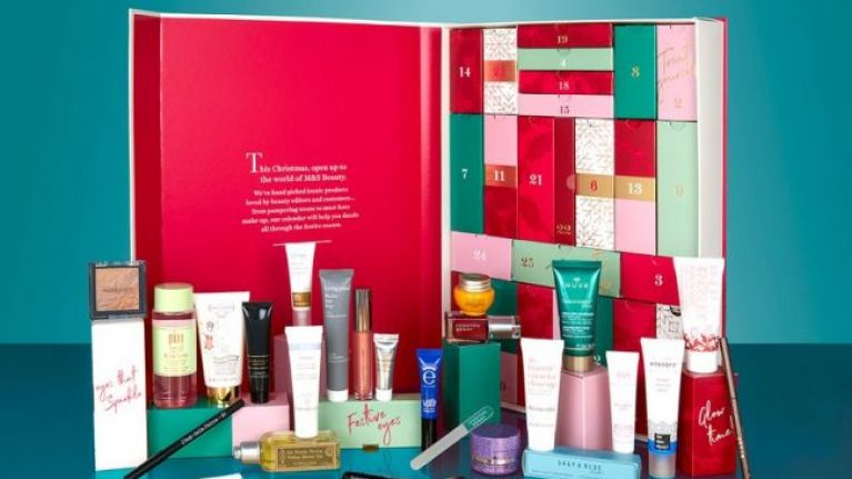 40dfd2bb0413 The Marks   Spencer 2018 beauty Advent calendar looks absolutely incredible