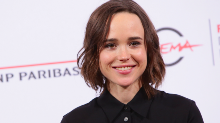Ellen Page announces she's married with the sweetest Insta post