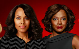 The first pictures of the Scandal and HTGAWM crossover are here