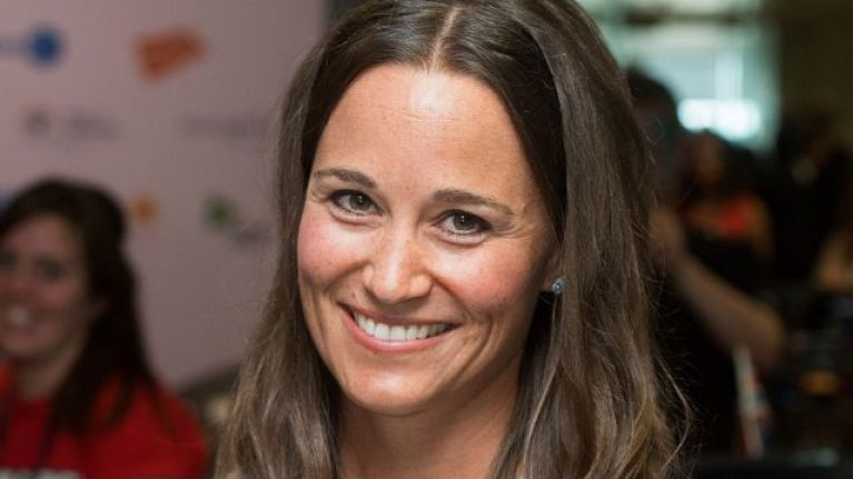 2abedd4f18cf3 Pippa Middleton just wore the most perfect swimsuit and it's on SALE ...