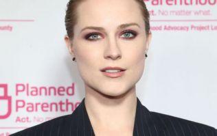 Westworld actress's way of exposing 'predators' at Golden Globes