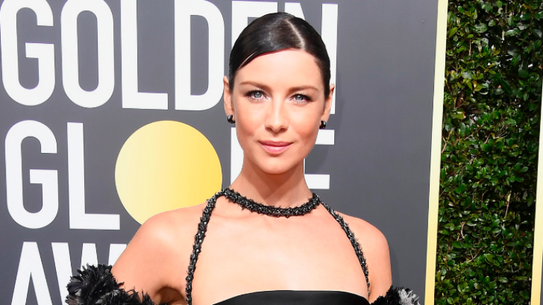 Outlander's Caitriona Balfe is engaged and her ring is