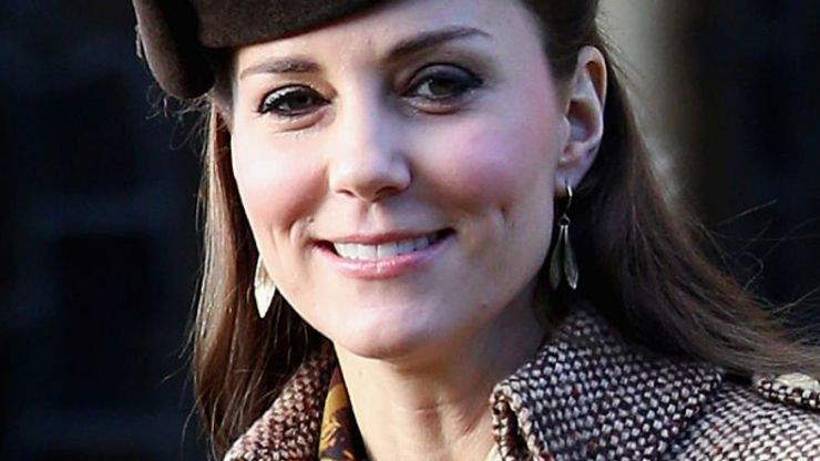 We can't get enough of Duchess Kate's tweed Moloh coat