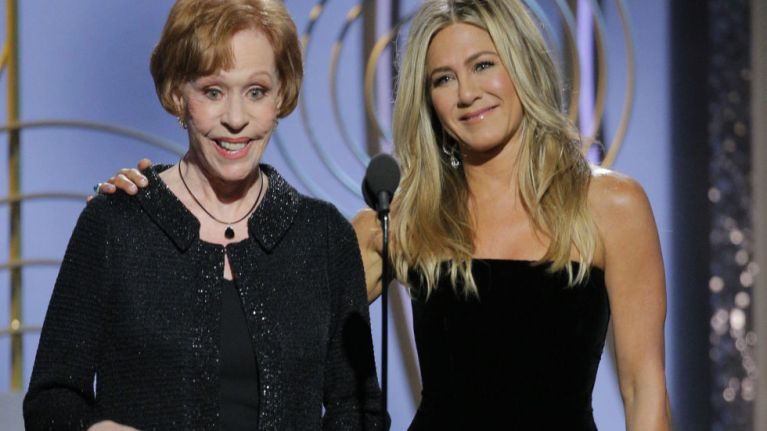 There's one photo from the Golden Globes that has everyone talking
