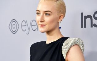 Here's the flawless foundation Saoirse Ronan wore at the Golden Globes