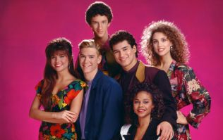 Saved By The Bell is making a comeback in the weirdest way possible