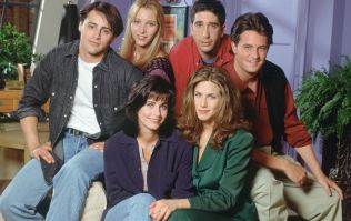 Apparently Ross was the 'main character' in Friends all along