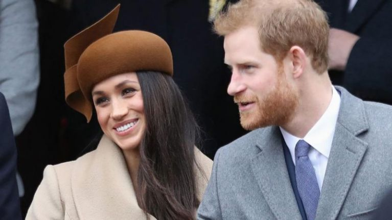 THIS is the dress Meghan Markle wore to wow the Royals  b7ac10bd86b8
