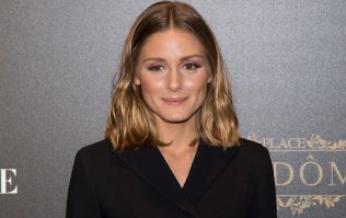 Olivia Palermo's latest dress is from Oasis, of all places