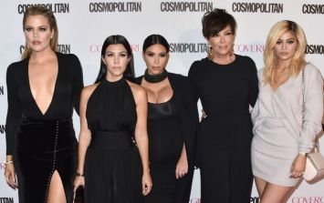 'Back at work here we go...' Kris Jenner legit looks about 30 in her latest selfie