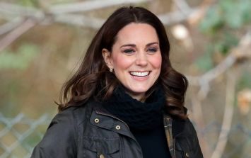 This is the American brand that Kate Middleton went mad for last year