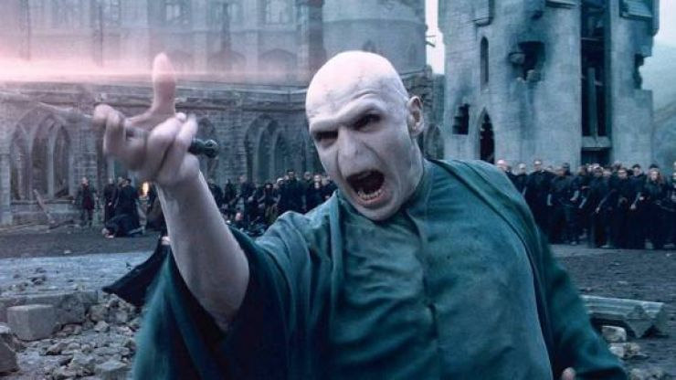 The detail about Voldemort's robes in the Harry Potter movies you may have missed