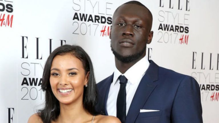 The way Stormzy and Maya Jama got together is relatable AF
