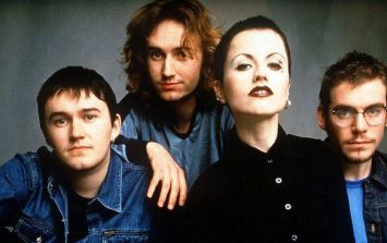 The Cranberries in their prime, on world-conquering form with 'Linger'