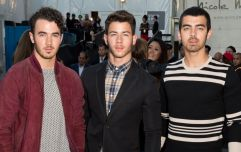 Fans freak the F out as a Jonas Brother reunion seems to be on the cards