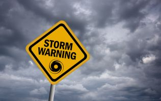 Further weather warnings issued ahead of Storm Fionn's arrival