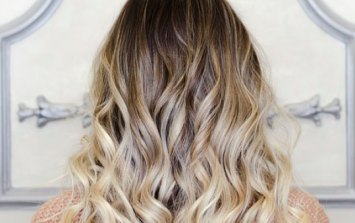 There's a new type of balayage and brunettes will LOVE it