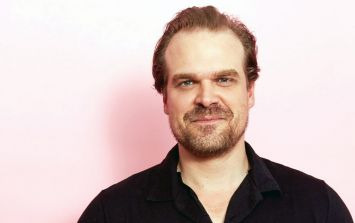 David Harbour is willing to marry this couple for retweets