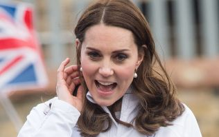 Kate Middleton pictured in Nike runners and you just KNOW they'll sell out