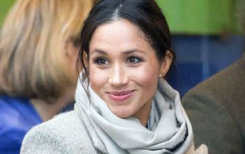Somebody has dug up an old tweet from Meghan Markle's days in Dublin
