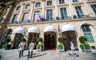 Armed robbers raid Ritz hotel in Paris stealing jewellery worth 'millions'