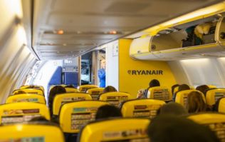 Ryanair flight forced to turn back to airport after 15 minutes over row between passengers