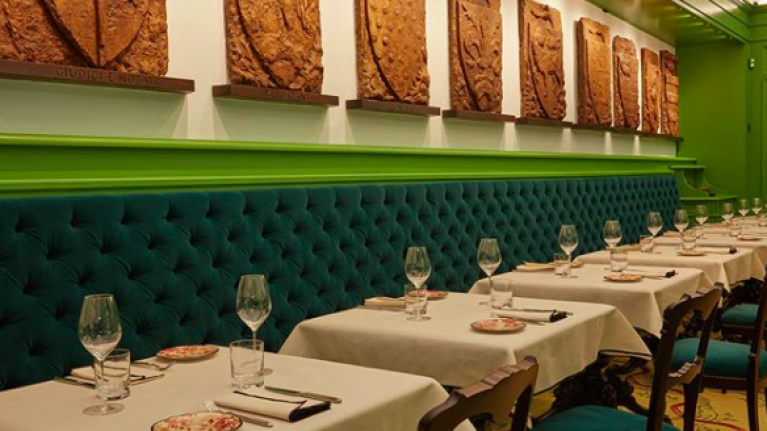 Gucci has opened a restaurant and the menu sounds delicious enough