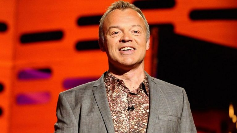 In for the night? Here's this week's Graham Norton Show lineup
