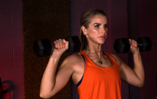 The badass gym bunny workout that will challenge your ENTIRE body