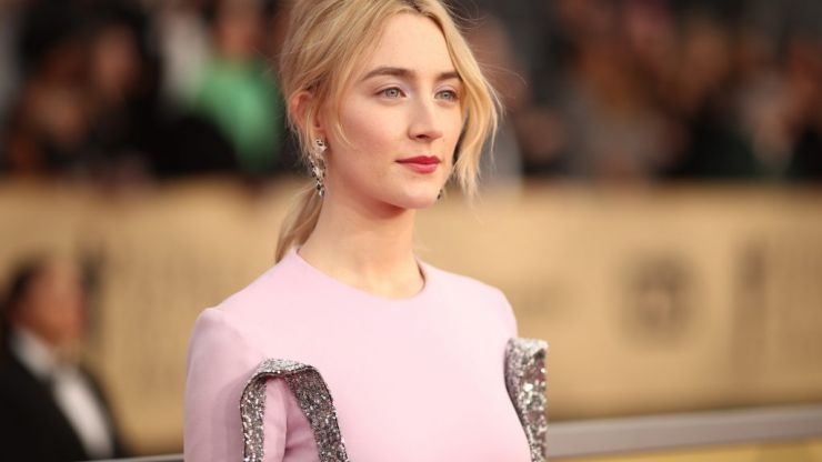 Saoirse Ronan just put her Wicklow house up for sale and the interiors are DIVINE