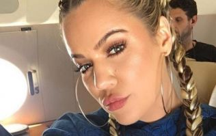 People are really, really annoyed that Khloe Kardashian may have pierced True's ears